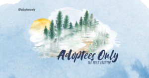 Adoptees Only: Found/Reunion The Next Chapter