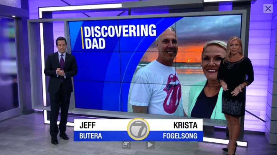 Discovering Dad: Former ABC7 reporter finds father after 32 years