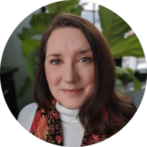 Julie Melville, Historian